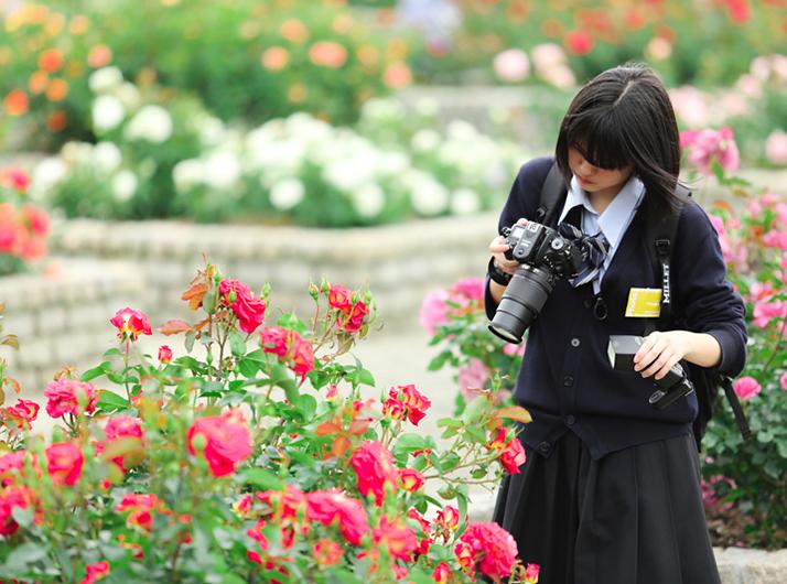 【ロケ撮影】植物園で好きなものを撮ろう!