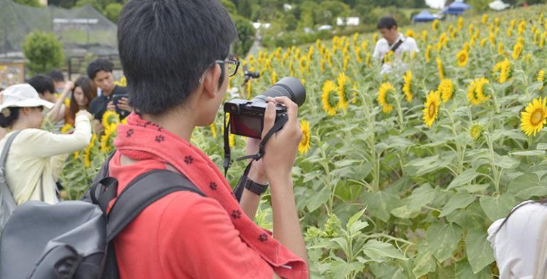 日本写真映像専門学校 体験入学
